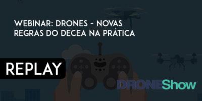 video autorizacao voos com drones decea